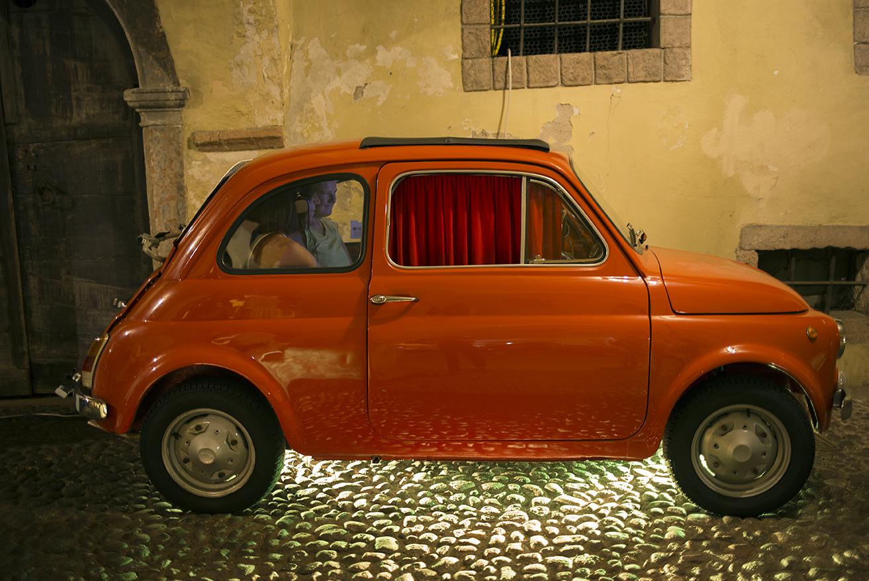 La foto del giorno, Pergine Festival: Nuovo Cinema 500#Pergine Full of Beans, Le ragazzine di Pergine, Agrupación Señor Serrano, Humus Live
