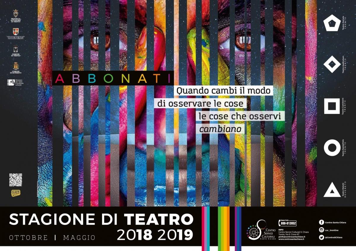La Grande Prosa, Altre Tendenze  e Danza di Trento e Rovereto
