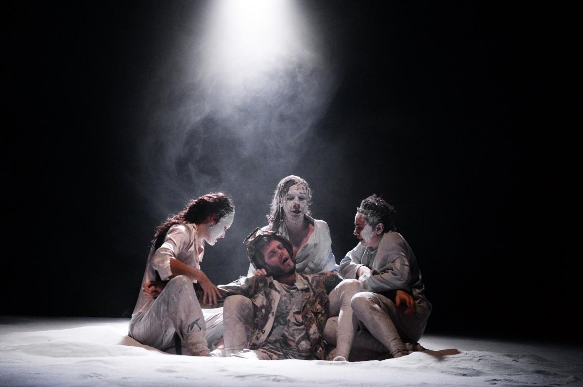 Macbeth regia di Serena Senigallia in prima nazionale al Cuminetti di Trento
