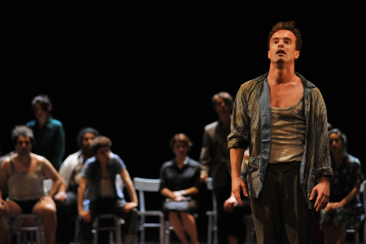 Pasolini reinterpretato da Popolizio: Ragazzi di vita dal romanzo alla scena