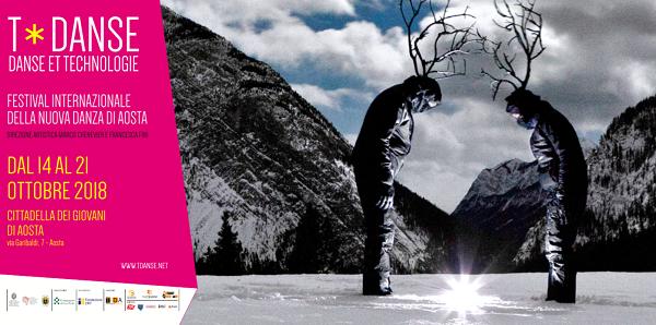 Festival internazionale della nuova danza  TiDA Théâtre  Danse Aosta