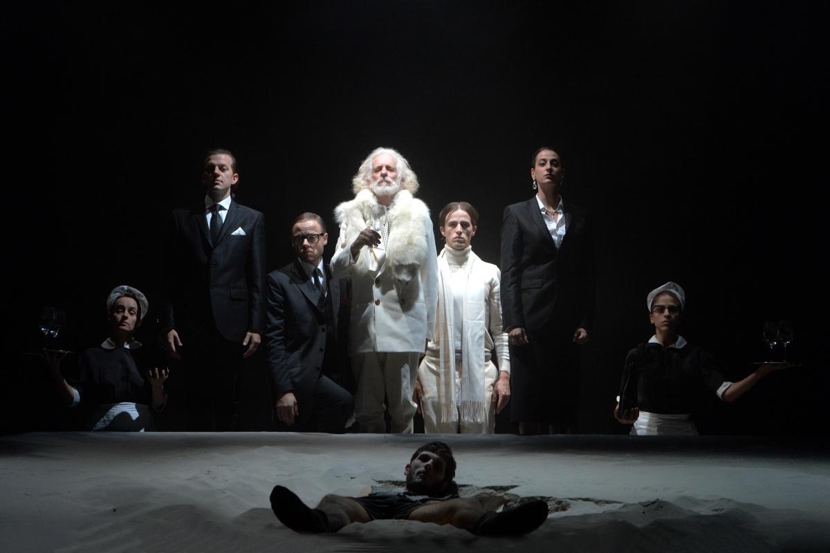 Macbeth di W. S. versione firmata da Serena Sinigaglia al TSB