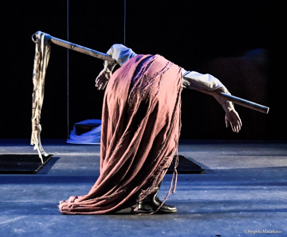 Faust, oggi, per noi. Vincenzo Pirrotta in scena al Teatro Biondo di Palermo