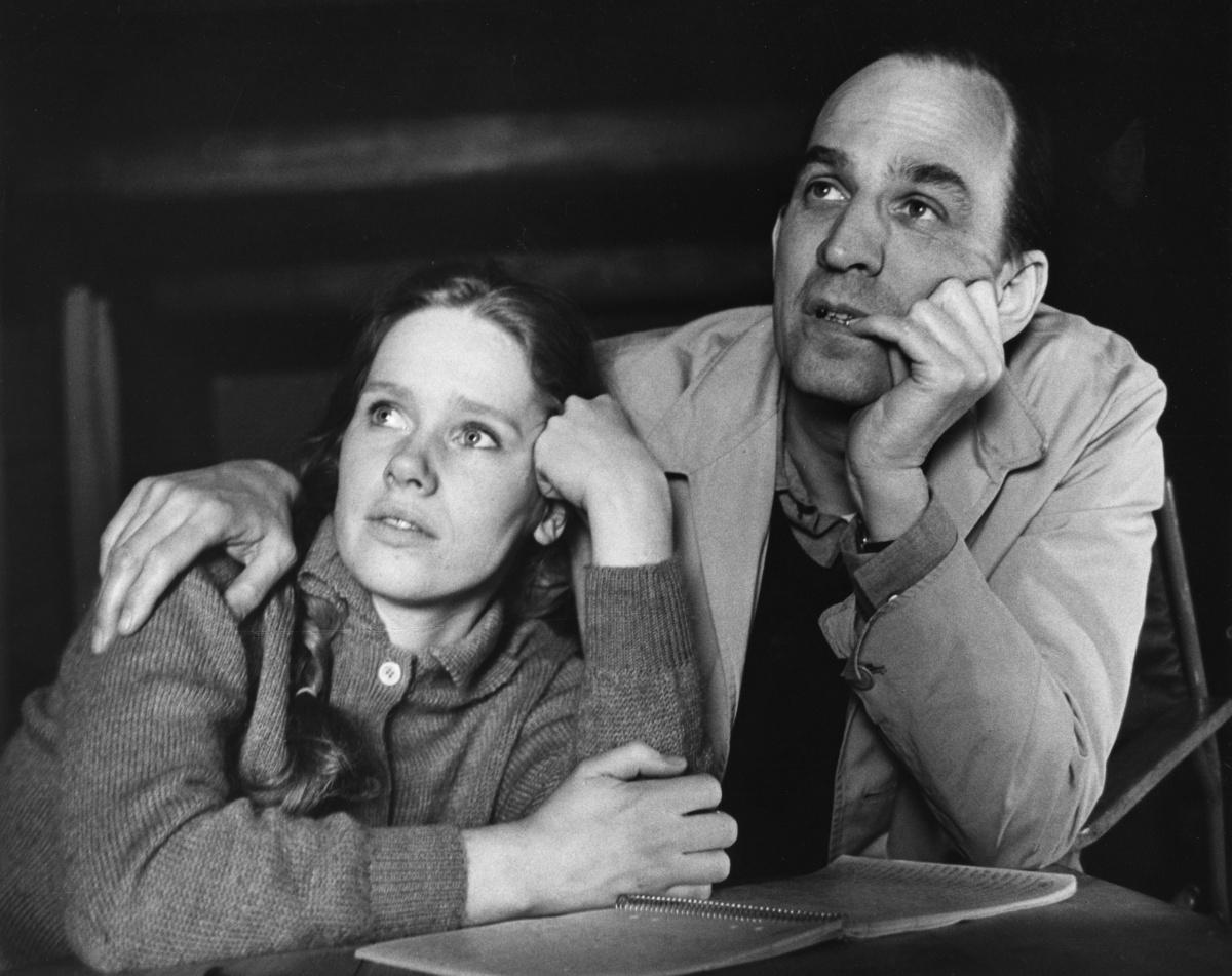 Ingmar Bergman Liv Ullmann