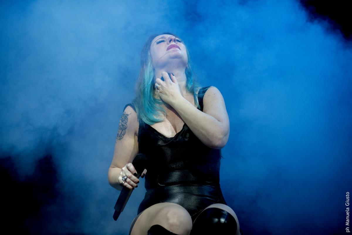 The Black's Tales Tour: Licia Lanera, pop star al festival di Teatro Akropolis