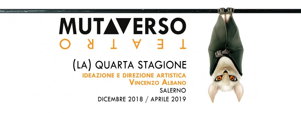 Erre Teatro: (La) Quarta edizione della stagione Mutaverso Teatro a Salerno