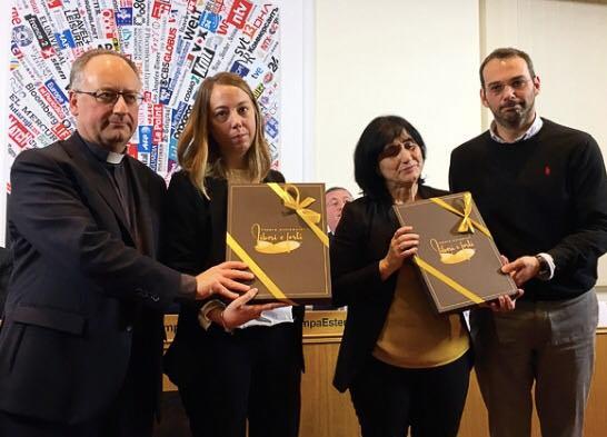 """Il Premio """"Liberi e forti. Nel segno delle parole di Luigi Sturzo"""" assegnato alla memoria di Antonio Megalizzi"""