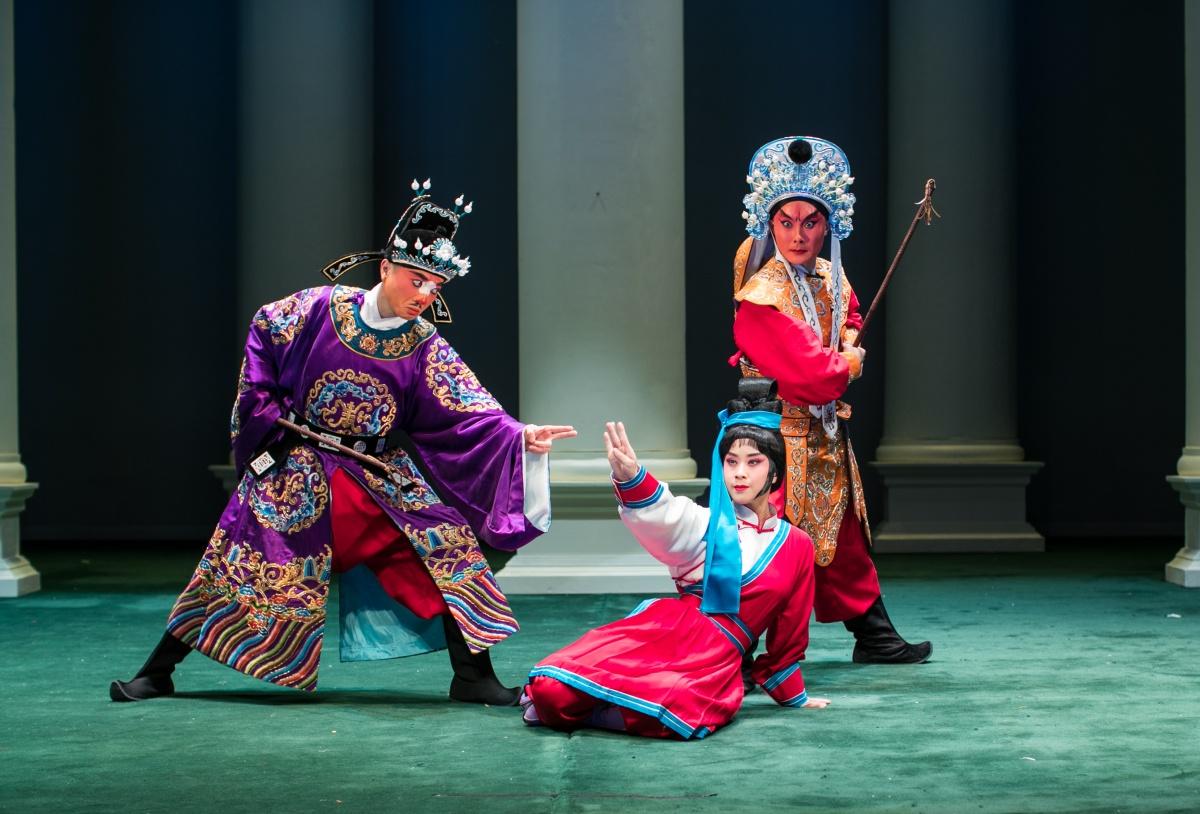 Turandot dell'Opera Nazionale di Pechino in prima europea al TSB