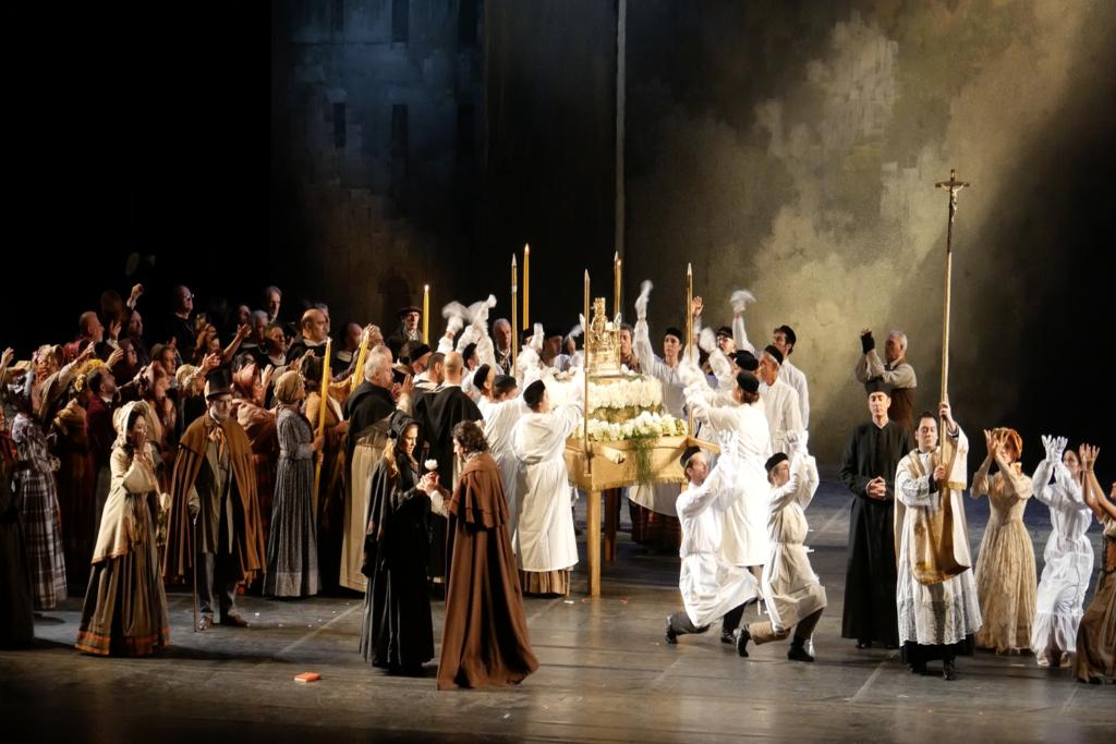 La Capinera all'opera di Catania la rivoluzione del melodramma
