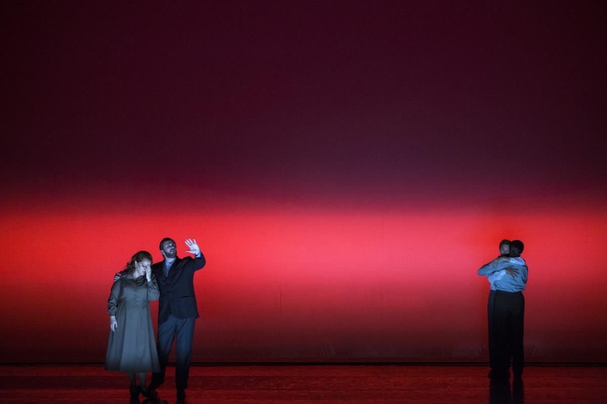 All'origine del male: All'Opera di Parigi Romeo Castellucci porta in scena il primo omicidio dell'umanità