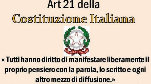 Informare i giovani sull'Articolo 21 della Costituzione. Il Congresso FNSI dedicato ad Antonio Megalizzi