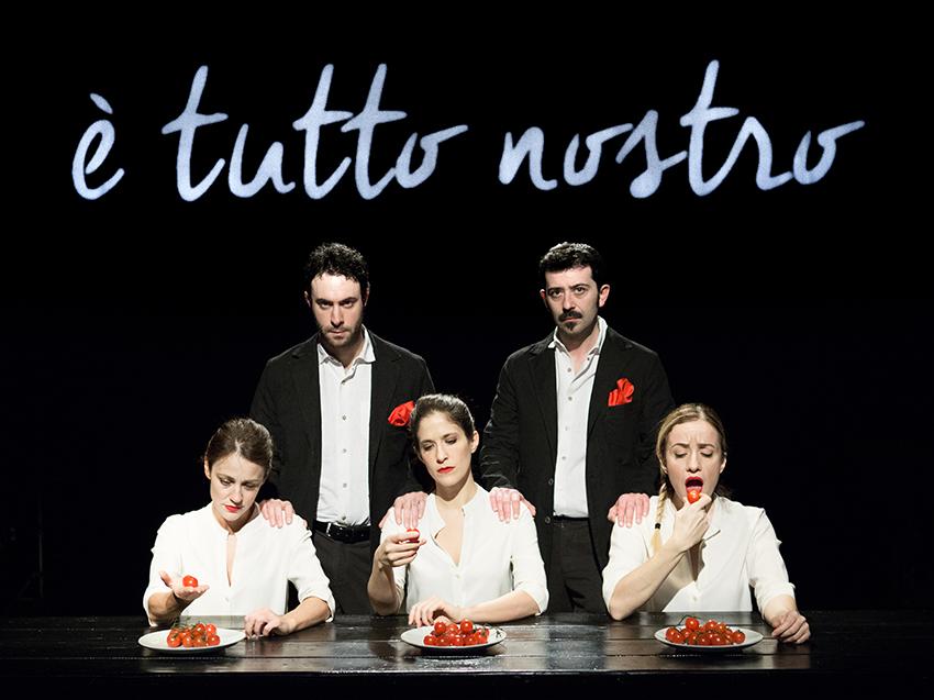 """""""Se dicessimo la verità"""" in scena al Piccolo Teatro Melato di Milano Un'altra Storia. Festival dell'impegno civile."""