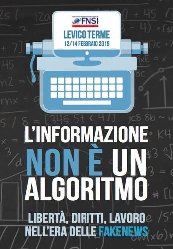 A Levico Terme il 28 esimo Congresso della FNSI dedicato alla memoria di Antonio Megalizzi