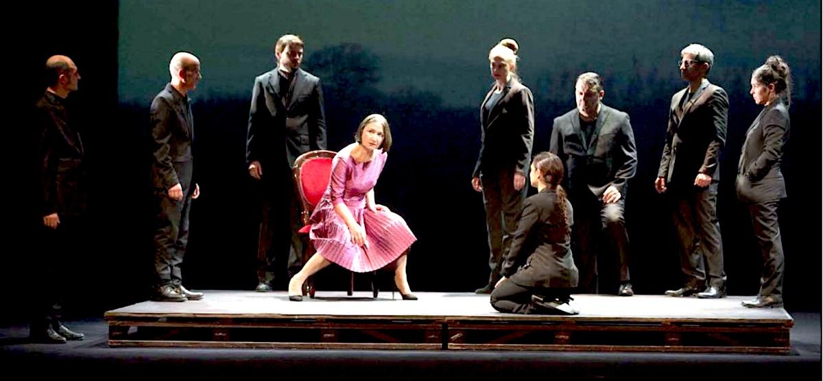 """Quando il teatro fa paura: il Teatro delle Albe con""""Saluti da Brescello"""" e """"Va pensiero"""""""