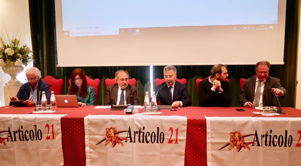 Per un giornalismo che sia libero: da Trento l'appello per non silenziare la stampa