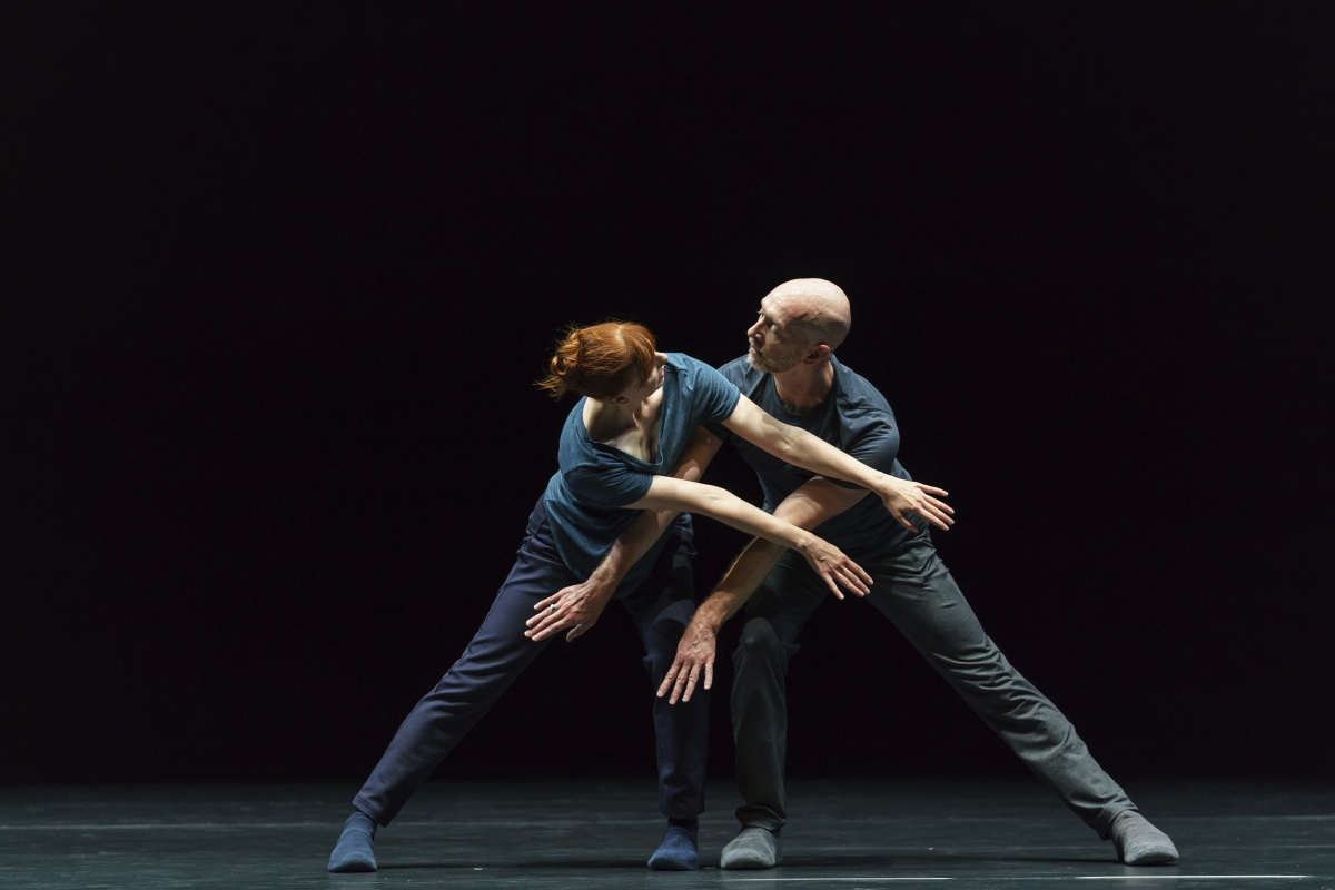 Dancer l'hombre, Nadia Vadori-Gauthier; William Forsythe A quiet evening of dance