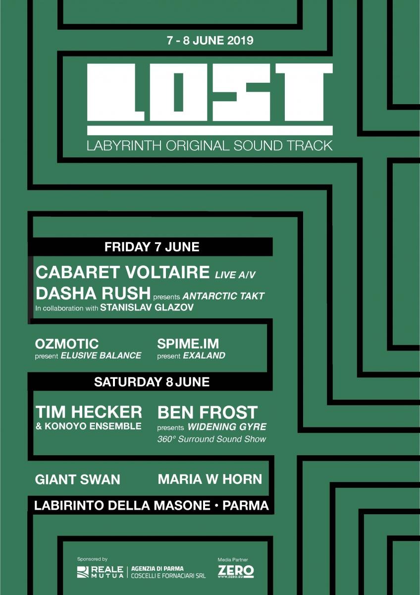 LOST, un nuovo e intrigante festival di musica elettronica di ricerca