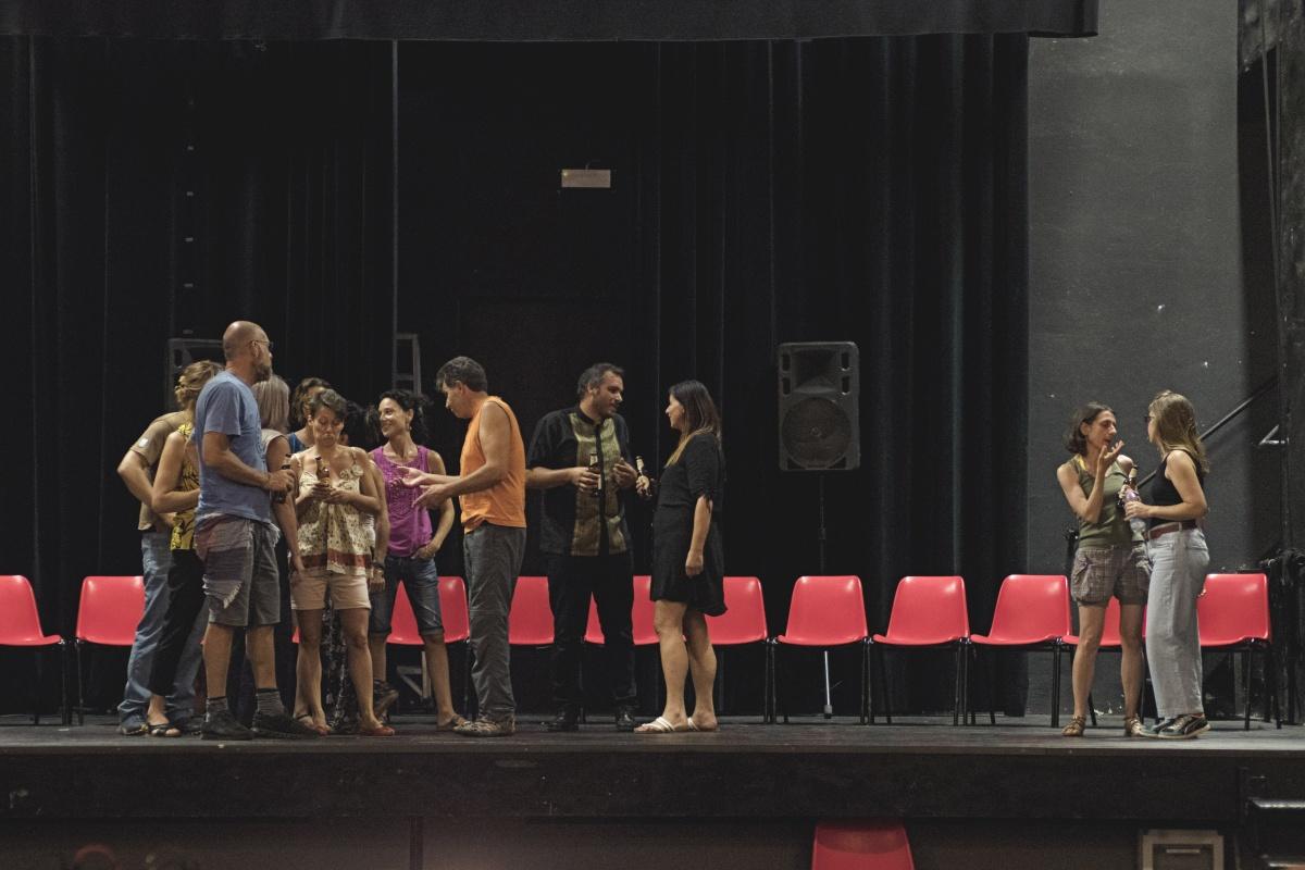 Amour dei Dynamis al Pergine Festival. Un progetto di teatro partecipativo
