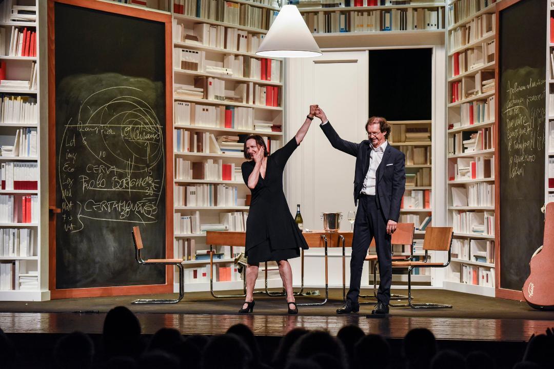 Maddalena e Giovanni Crippa  Phocus Agency/ Luca d'Agostino