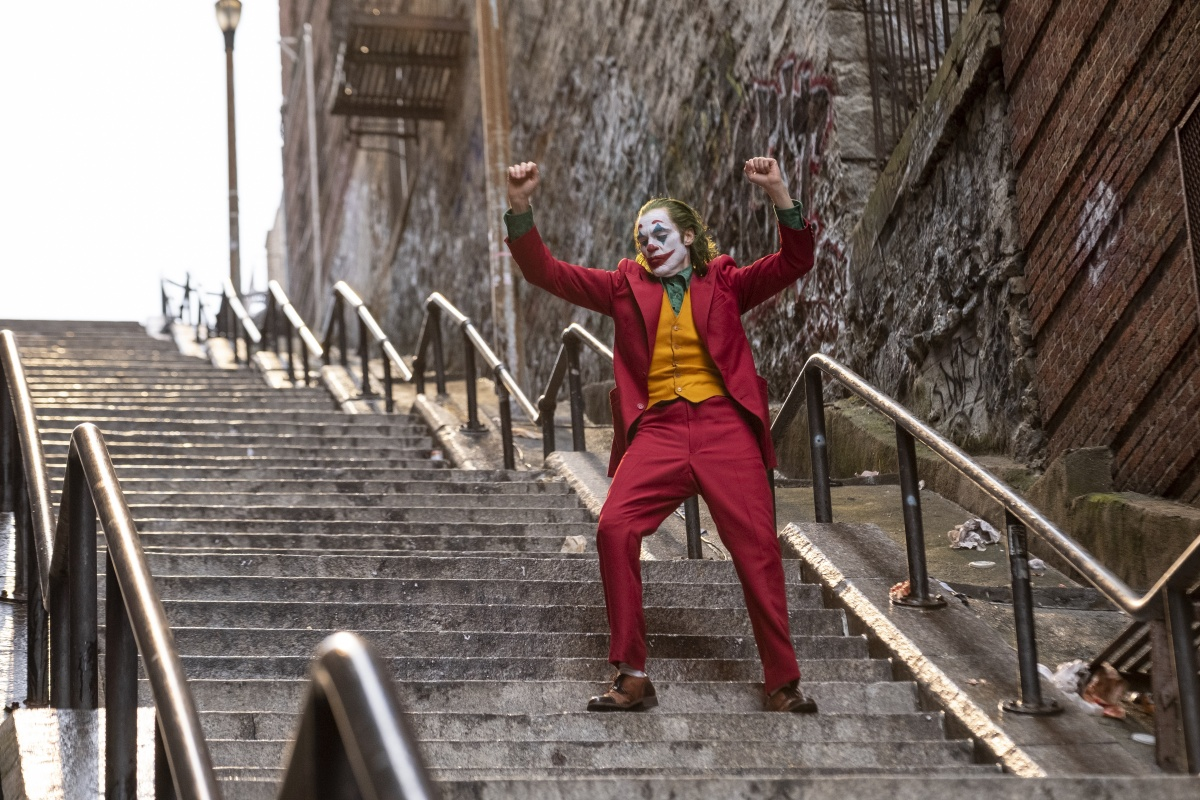 Joker  Joaquin Phoenix crediti Nico Tavernise