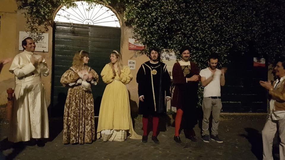 Le Viste guidate teatralizzate a Roma per aiutare i malati di Fibromialgia