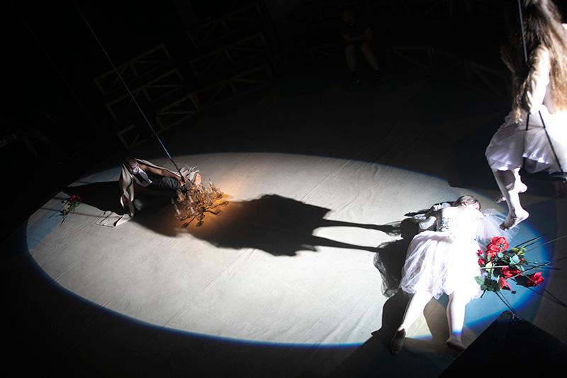 Teatro la Ribalta Otello foto Vasco Dell' Oro