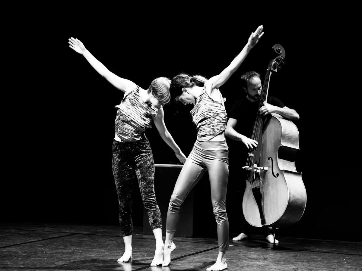 L'impossibilità di ristabilire un'unione: la danza di Lucia Guarino a Young Jazz di Foligno