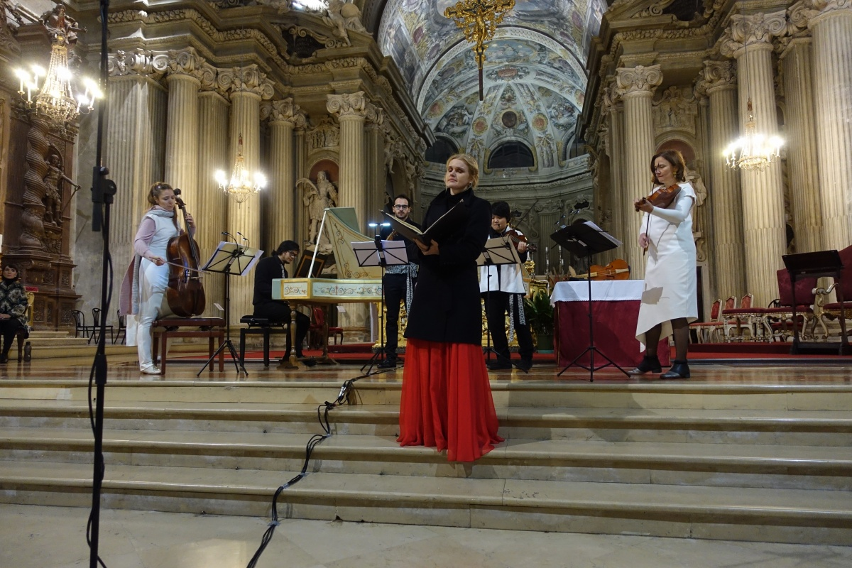"""Arie e brani strumentali: """"San Giovanni Battista"""" al festival Grandezze&Meraviglie"""