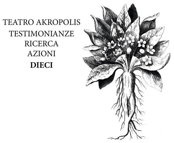 Testimonianze Ricerca Azioni: decima edizione del Festival del Teatro Akropolis di Genova