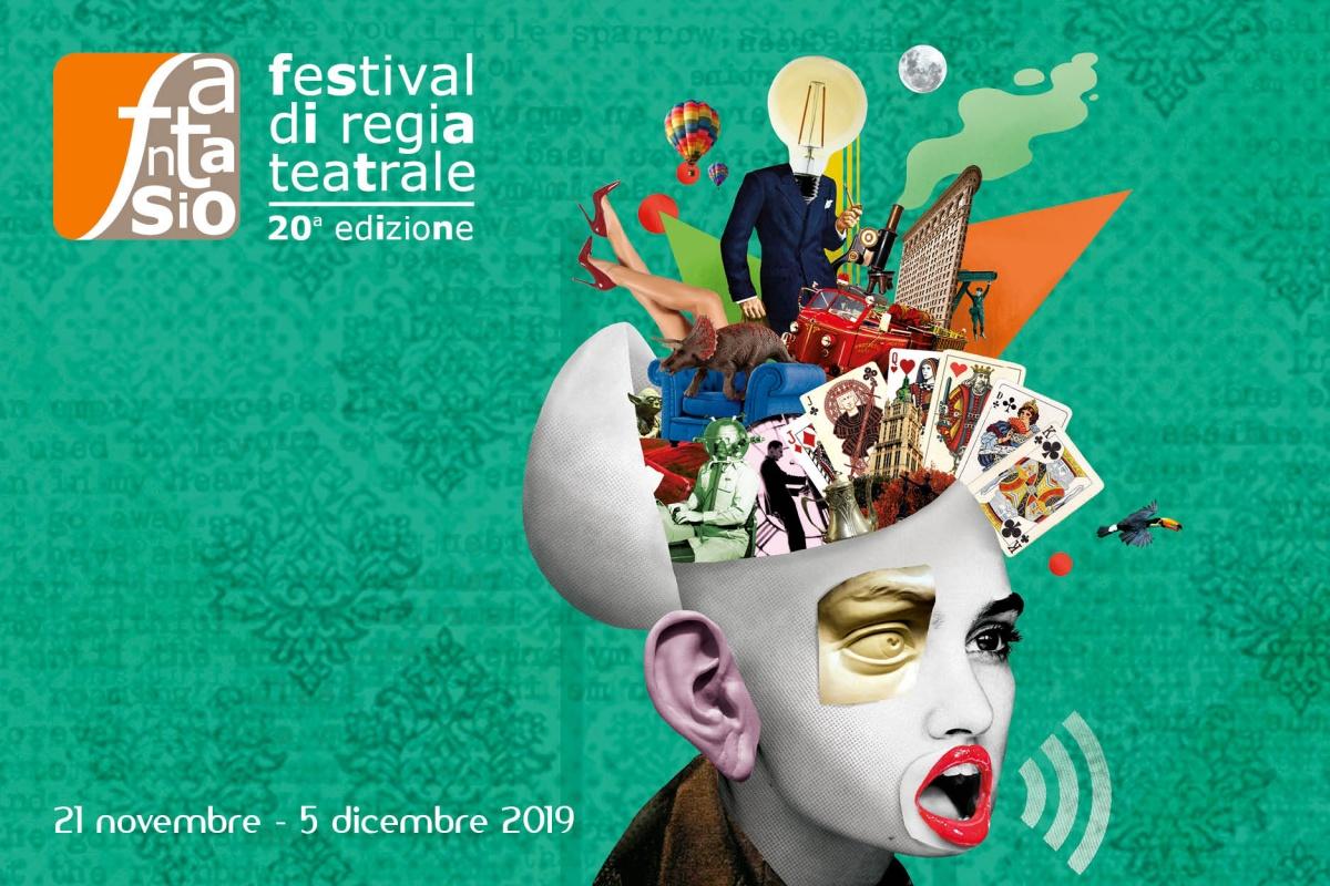 Il Festival di regia Fantasio con La cantatrice calva di Ionesco al Teatro di Villazzano
