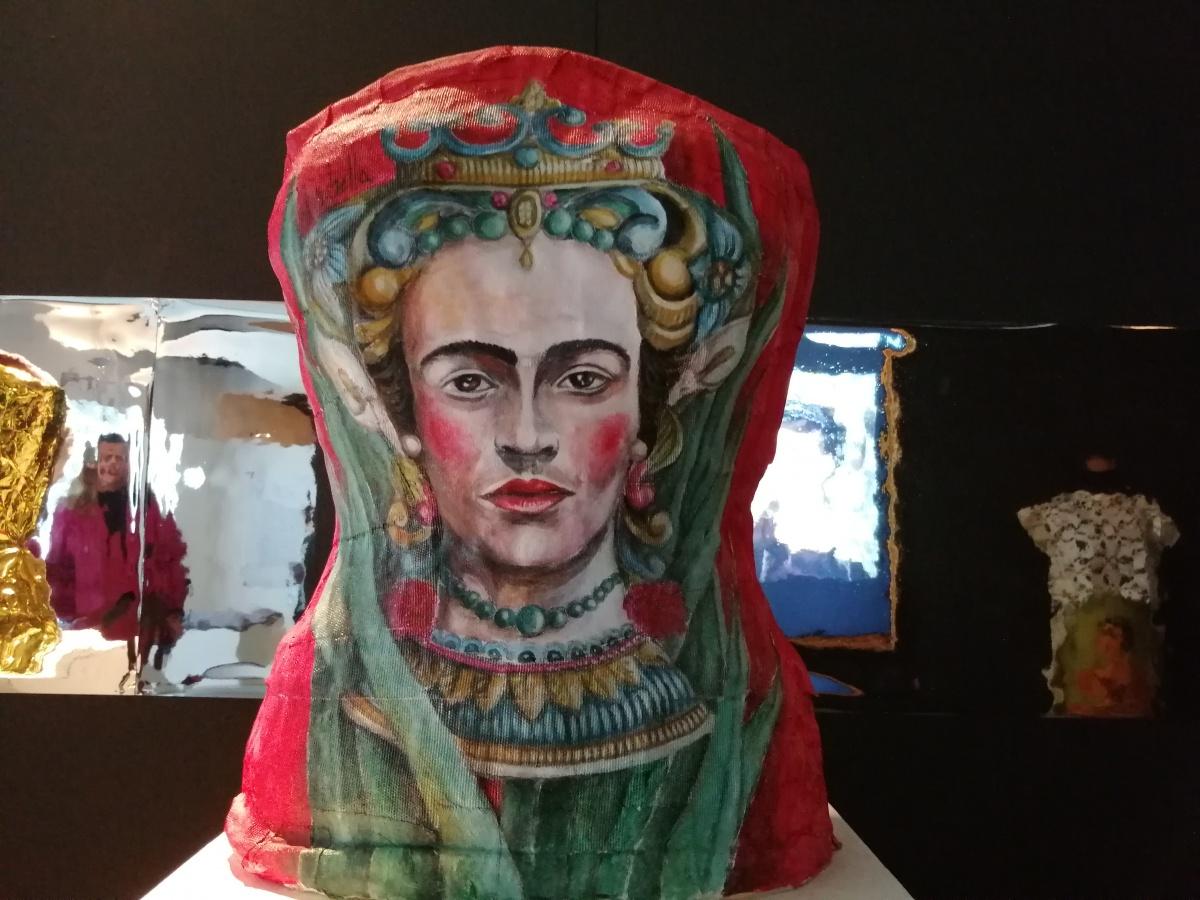 Frida Kahlo Il caos dentro Spazio eventi Tirso Roma