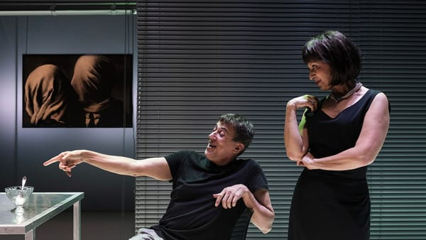 Teatro di Rifredi,lo sguardo dello spettatore: un occhio privilegiato