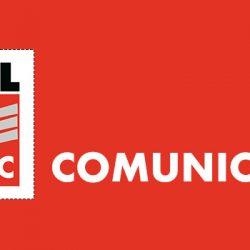 Comunicato del Sindacato Lavoratori della Comunicazione SLC CGIL