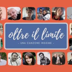 """""""Oltre il limite. Una canzone insieme"""" #amixforhospital Ilaria Lorefice ILA, FIL1933 Group – Croce Rossa di Cuneo"""