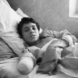 Iraq: una ferita aperta. Le foto di Giles Duley per Emergency al Museo della Guerra di Rovereto