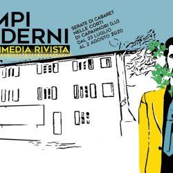 Tempi Moderni La Commedia Rivista: rassegna teatrale di Aldes a Capannori