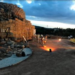NUR 2020 del Teatro d'Inverno al Nuraghe Palmavera di Alghero