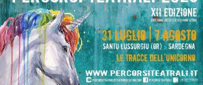 Il Festival Percorsi Teatrali in scena a Santu Lussurgiu in Sardegna