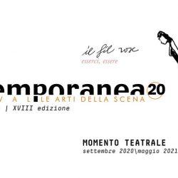 Contemporanea Festival 2020  Teatro Metastasio di Prato