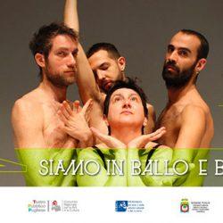 Lasciti al Teatro Abeliano di Bari:DABFestival.Coreografia e regia di Riccardo Fusiello e Agostino Riola.