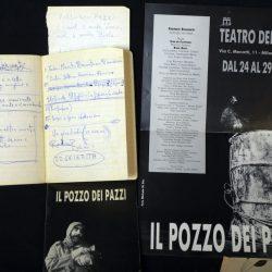 L'archivio di Franco Scaldati alla Fondazione Giorgio Cini