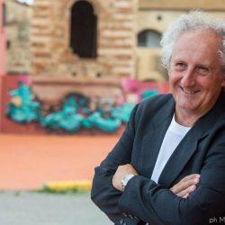 Il grande viaggio nella commedia dell'arte con Eugenio Allegri per la Fondazione Cirko Vertigo