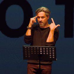 """""""L'ira di Narciso""""di Sergio Blanco: una delle ultime sere.. al Teatro di Rifredi."""