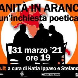 Anzianità in Arancione. Un'inchiesta poetica di teatridivita.it