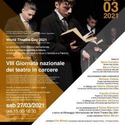 Teatro Aegnima, VIII Giornata nazionale del teatro in carcere