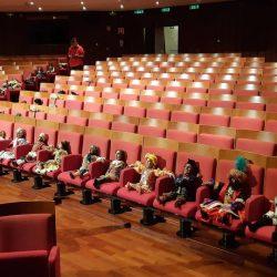 Una Giornata Mondiale del Teatro a sipario abbassato