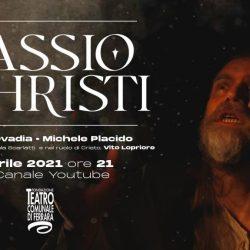 """""""PassioChristi"""": Michele Placido, Moni Ovadia. Il teatro incontra il cinema a Ferrara."""
