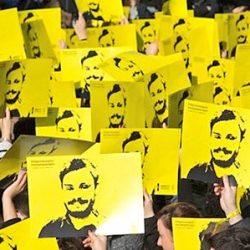 """""""Verità e Giustizia"""" per Giulio Regeni: Centro per la Pace, Comune di Bolzano, Amnesty International, Articolo21"""