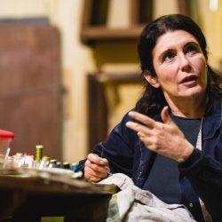 PASSIO CHRISTI, Michele Placido. Daniela Scarlatti recita in dialetto trentino Stabat Mater 2 aprile ore 21
