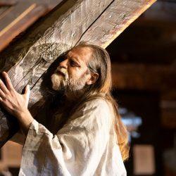 Passio Christi il Cristo Vito Lopriore foto Marco-Caselli Nirmal
